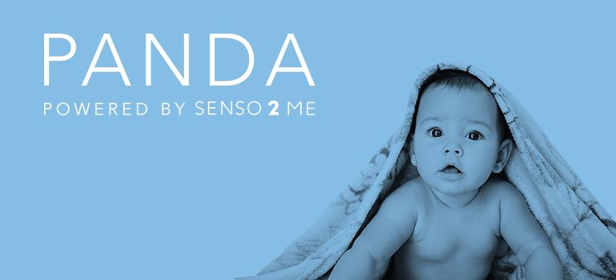 panda powered by senso2me