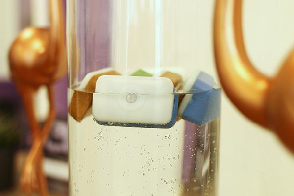 Waterbestendige sensoren